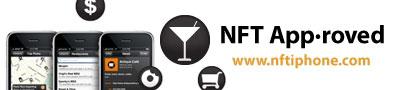 NFT iPhone App
