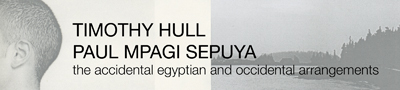 the accidental egyptian and occidental arrangements